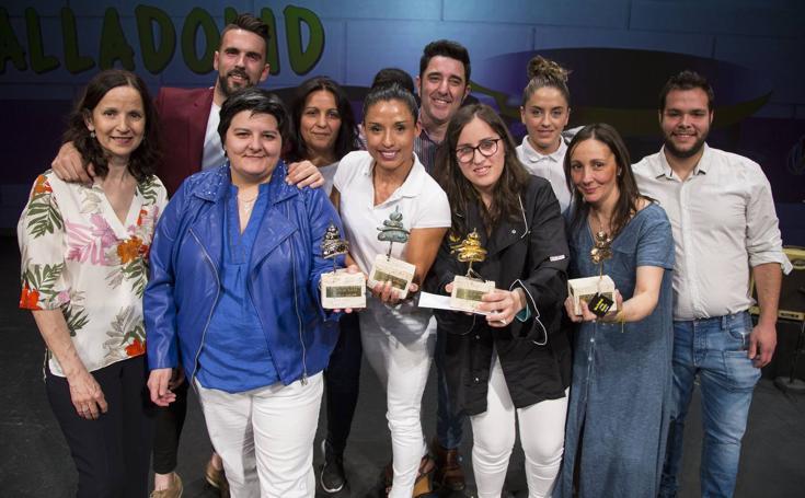 Entrega de premios del XXI Concurso Provincial de Pinchos de Valladolid