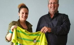 Natalia Maroto entrenará al FS Mariano Rico Cuéllar en Segunda B