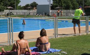 Una de cada cinco inspecciones en las 95 piscinas al aire libre de Segovia detecta alguna infracción