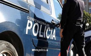 Dos detenidos por robos en los vestuarios del polideportivo vallisoletano de Huerta del Rey