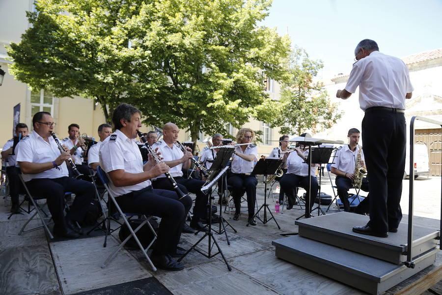 La Banda Municipal de Música contará con tres directores distintos hasta agosto
