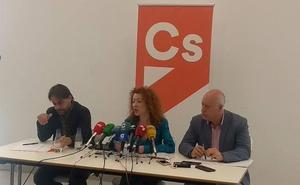 Cs detecta muchos puntos de encuentro con el programa del PP y abre la puerta a un pacto para gobernar en Salamanca