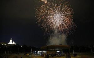 Fuegos artificiales, música y teatro abren hoy los actos en honor de San Juan de Sahagún