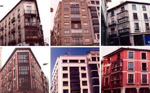 El antes y el después de los edificios rehabilitados en el entorno de Platerías