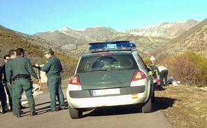 Rescatado de madrugada un montañero con hipotermia en el pico Murcia de Palencia
