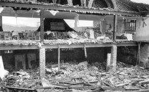 Homenaje en la Catedral a las víctimas de la catástrofe de Los Ángeles de San Rafael en el 50 aniversario