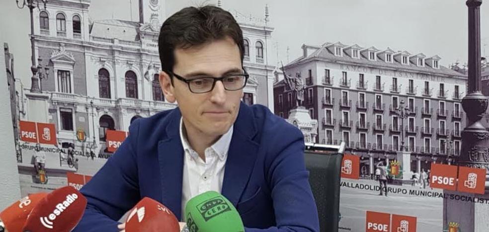 Pedro Herrero sustituirá a Manuel Saravia al frente de la concejalía de Urbanismo de Valladolid