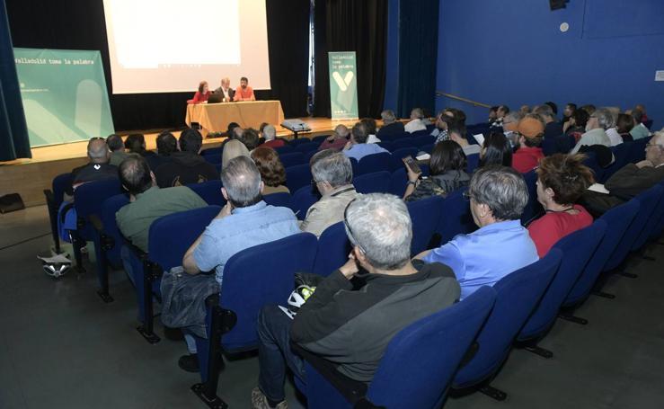 Asamblea de Valladolid Toma la Palabra