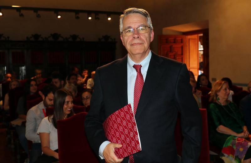 Jesús Urrea recrea el Valladolid «con brotes renacentistas» que conoció Magallanes