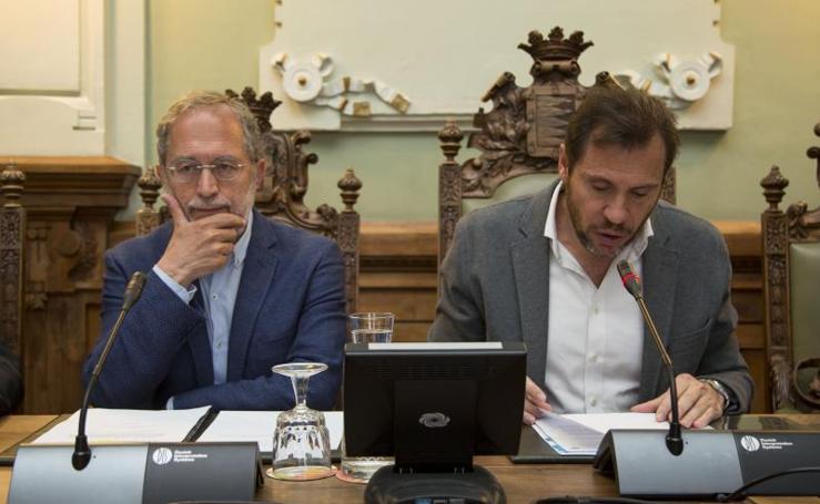 El Ayuntamiento de Valladolid celebra los dos últimos plenos del mandato