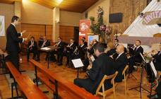 La Banda de Música de Palencia reaparece con un nuevo director