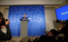 El favorito Johnson cree que la UE corresponderá a su optimismo