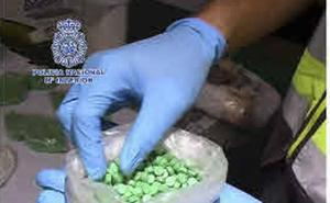 Dos años y ocho meses de prisión por traficar con drogas sintéticas en el barrio de Las Delicias