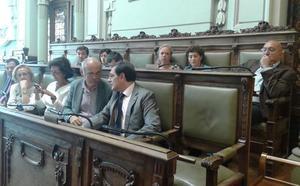 El Ayuntamiento de Valladolid concluye el mandato con cordialidad y buenos deseos pese a la «tristeza»