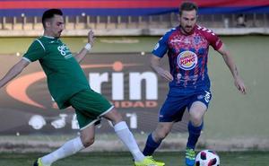 Dani Arribas afronta con «naturalidad y exigencia» un nuevo 'play off'