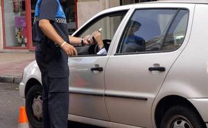 Cuatro positivos en cinco pruebas de drogas la semana pasada a conductores en Valladolid