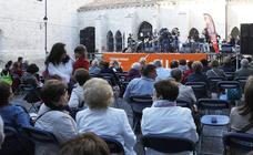 La Universidad Popular de Palencia despide el curso con una fiesta en la calle