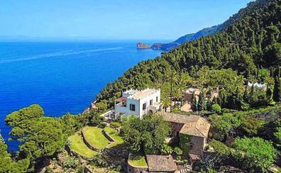 Michael Douglas vende su villa mallorquina