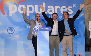El PP se muestra satisfecho por el archivo de la denuncia por las primarias y pide la dimisión de Pablos