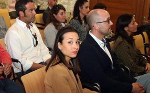 Selene Callejo, número dos de Cs en Cuéllar, renuncia a su escaño