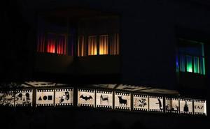 La potencia artística del certamen 'Luz y Vanguardias' se expande hoy por la ciudad