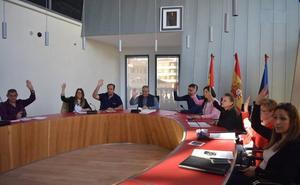 Sesión de despedidas antes de la constitución de la nueva Corporación en Guijuelo
