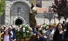 Procesión de San Antonio de Padua en Navas de San Antonio