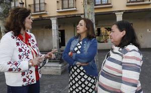 Vox advierte: «Si no negocian con nosotros, la próxima alcaldesa de Palencia será socialista»