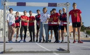 El atletismo de Valladolid busca el ascenso a División de Honor