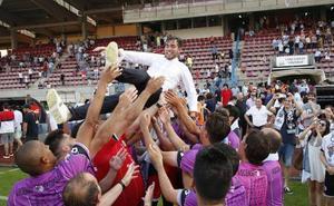 Pablo Cortés continuará con el filial del Salamanca CF en Tercera División
