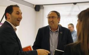 Ciudadanos se somete en Palencia al pacto nacional con el PP
