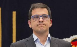 Espejo, de Ciudadanos, explica el preacuerdo en Castilla y León: «No es ningún intercambio de cromos»