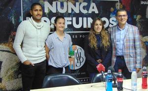 Salamanca CF y Salamanca FF firman el convenio que unirá a ambos clubes a partir de la próxima temporada