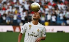Hazard devuelve al Real Madrid el esplendor galáctico