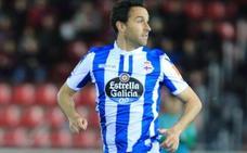 Iñigo López, apartado del Deportivo