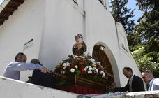 La Estación de El Espinar celebra San Antonio