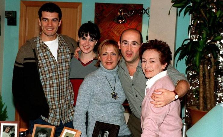 Los actores de '7 vidas' veinte años después