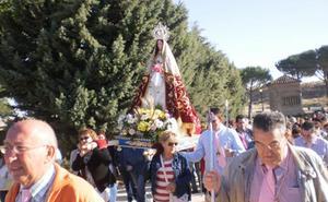 Arévalo celebra entre el sábado y el lunes la Romería de la Virgen de la Caminanta