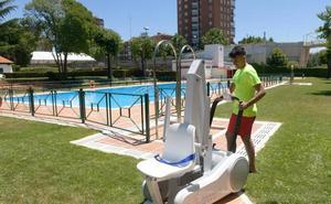 Valladolid abre sus piscinas a la espera de que las temperaturas suban desde el lunes