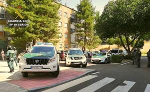 La Guardia Civil detiene a 13 miembros de una banda criminal en Salamanca en la operación 'Popana'