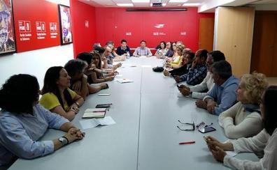 El alcalde de Juzbado, Fernando Rubio, nuevo portavoz del PSOE en la Diputación