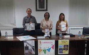 Actividades deportivas y culturales, preludio de las fiestas de Cabrerizos que pregonará Sara Escudero