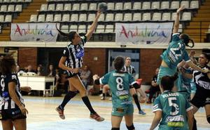 Iara Grosso: «Mi techo aún está muy lejos y voy al Aula Valladolid para ayudar al equipo y mejorar»