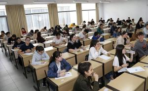 Un 96,65% de los estudiantes del distrito UVA supera la EBAU con una nota media de 7,38