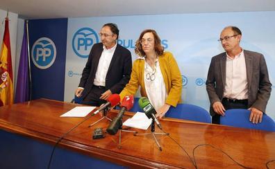 El PP de Palencia se pliega a las exigencias de Ciudadanos y anuncia que votará a Mario Simón