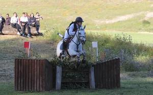 Segovia acoge el campeonato de Castilla y León de ponis