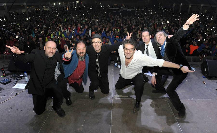 Los Pichas descorchan las fiestas de Covaresa concierto