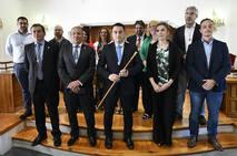 Javier Figueredo nuevo alcalde de El Espinar