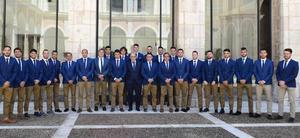 Castilla y León comienza su participación en la fase final de la XI Copa de Regiones UEFA