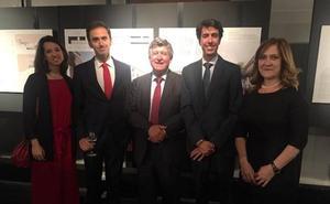 'Béjar ante el espejo' recibe el premio del Concurso de Arquitectura Driehaus